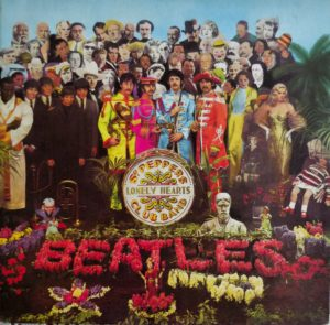 Sgt. Pepper`s Lonely Hearts Club Band mit dem Song When I`m 64 aus dem Jahr 1967